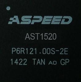 Aspeed AST1520 4K SoC