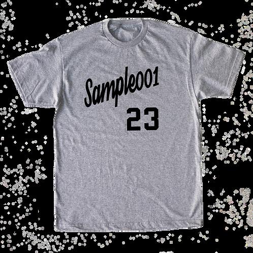 SAMPLE 001 23 TEE