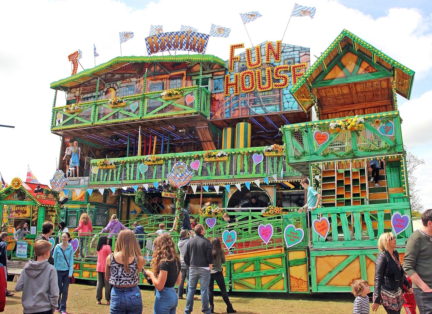 Funfair Rides
