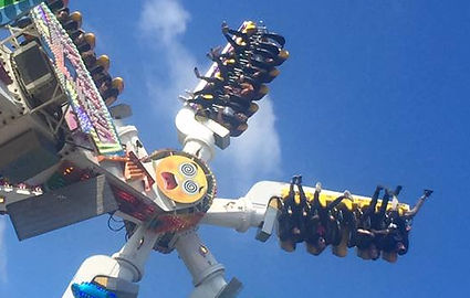 Hire Xtreme - a truly incredible thrill ride!