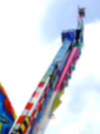 Bomber Booster Ride Hire