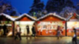 Alpine Chalet Market Stalls For Hire
