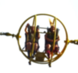 Bungee Ball Slingshot hire from Better Rides Ltd of Manchester