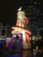 Vintage Lighthoue Helter Skelter Slide Hire