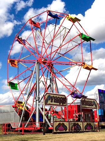 Traditional Big Wheel Ferris Wheel