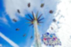 The Star Flyer Sky Swing Ride