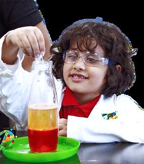 Science kid, happy kids, educational, lava lamp