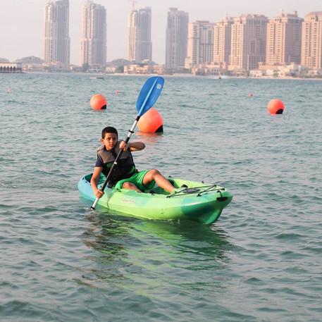 Molecular at Qatar Water Sports