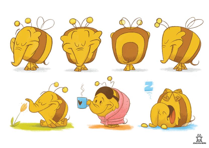 Bumblephant