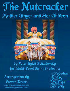 Mother Ginger multi level orch cover pag