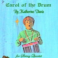 Carol of the Drum String Quartet Cover.j
