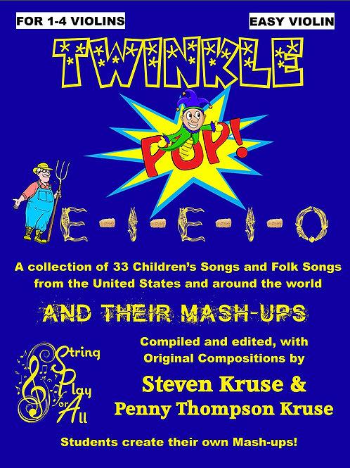Twinkle Pop E-I-E-I-O, 170-page digital download