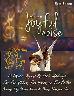 Make a Joyful Noise All Strings Cover.jp