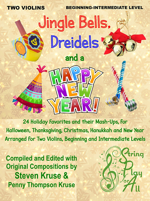 Jingle Bells,Dreidels and a Happy New Year