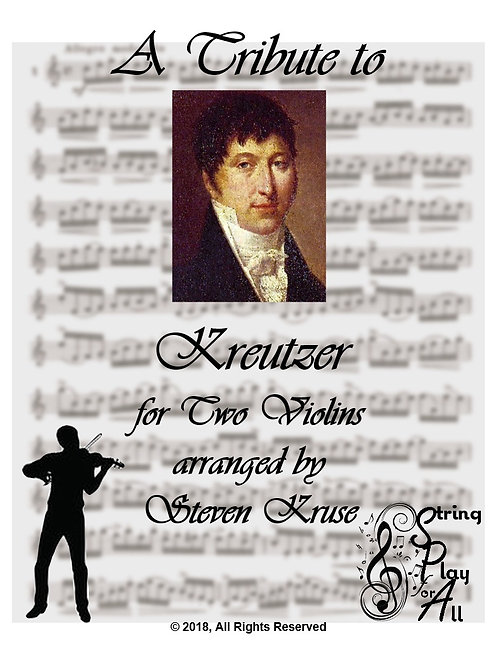 A Tribute to Kreutzer