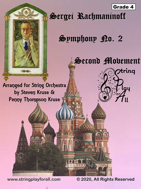 Rachmaninoff: Symphony No. 2, Second Movement
