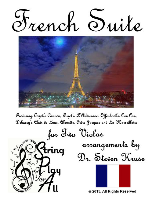 French Suite for Two Violas