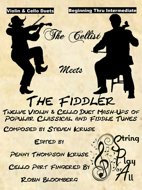 The Cellist Meets the Fiddler