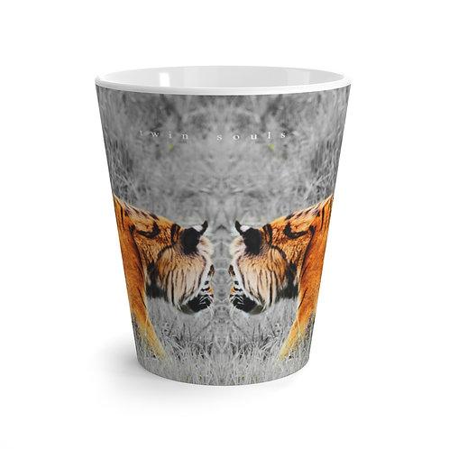 Twin Souls Latte Mug