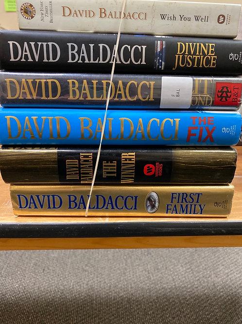 Fiction - Baldacci