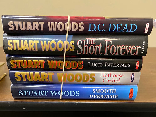 Fiction - Stuart Woods