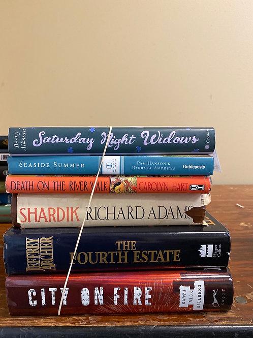 Fiction - Atkinson, Hanson & Andrews, Adams, Archer,
