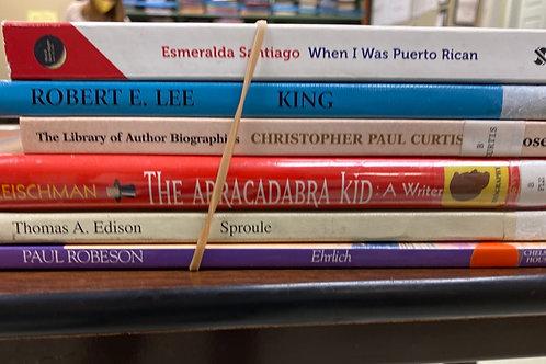Children's Biographies