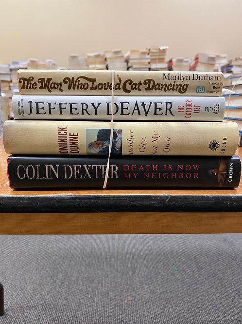 Fiction - Durham, Deaver, Dexter, Dunne