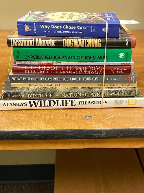 Dogs, Cats, & Wildlife