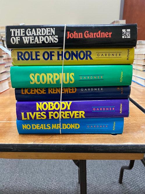 Fiction - John Gardner