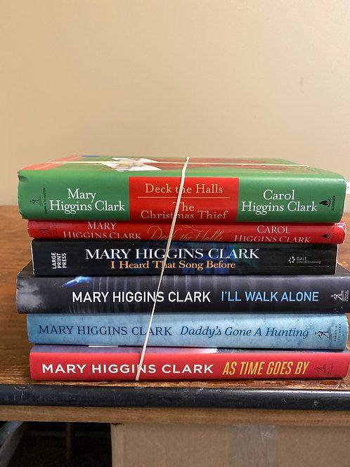 Fiction - Mary Higgins Clark