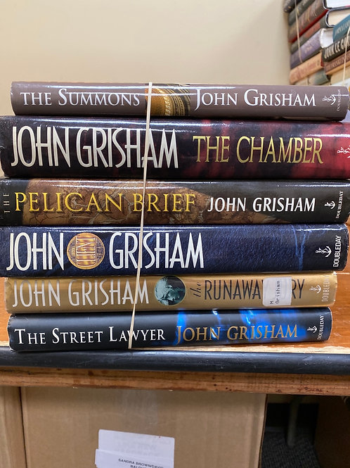 Fiction - Grisham