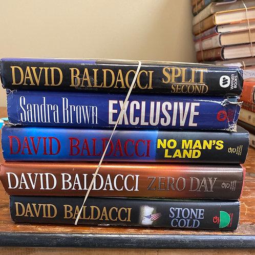 Fiction - David Baldacci & Sandra Brown