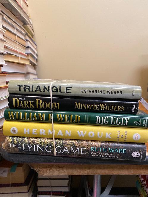 Fiction - Weber, Walters, Ware, Weld, Wouk