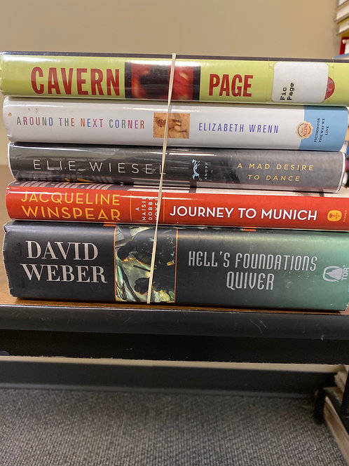 Mixed Fiction - incl. Elie Wiesel