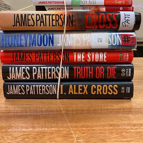 Fiction - Patterson