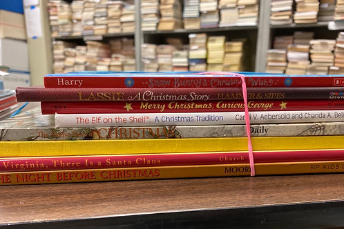 Mixed Children's Christmas Stories