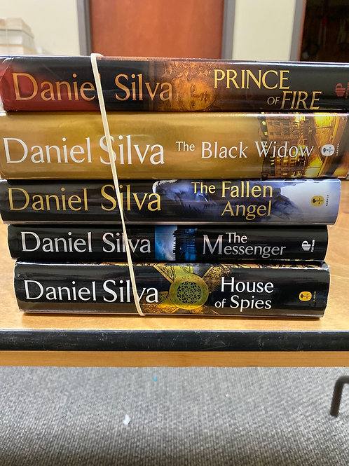 Fiction - Daniel Silva