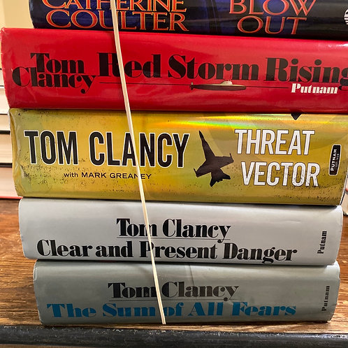 Fiction - Clancy, Coulter