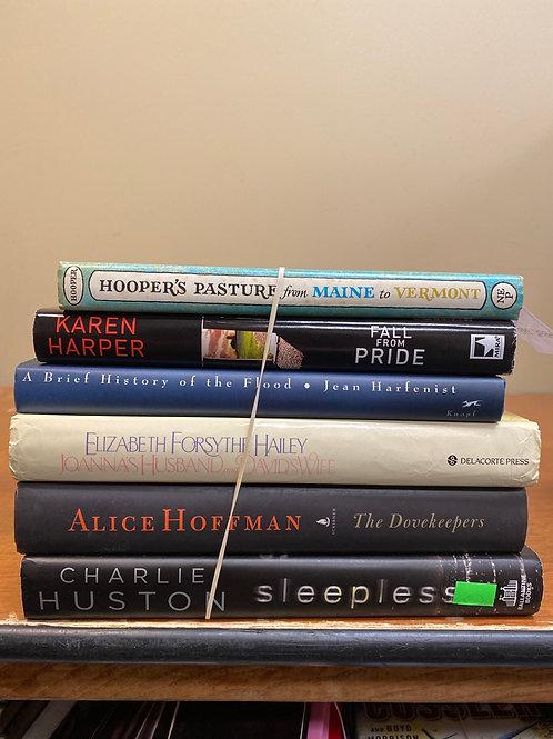 Fiction - Hooper, Harper, Hardenist, Hailey, Hoffman, Huston