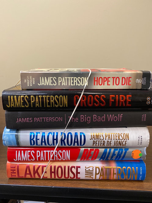 Fiction - James Patterson