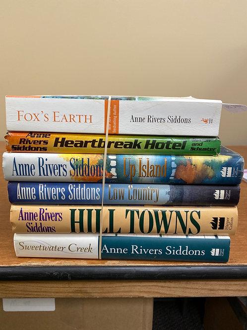 Fiction - Anne Rivers Siddons