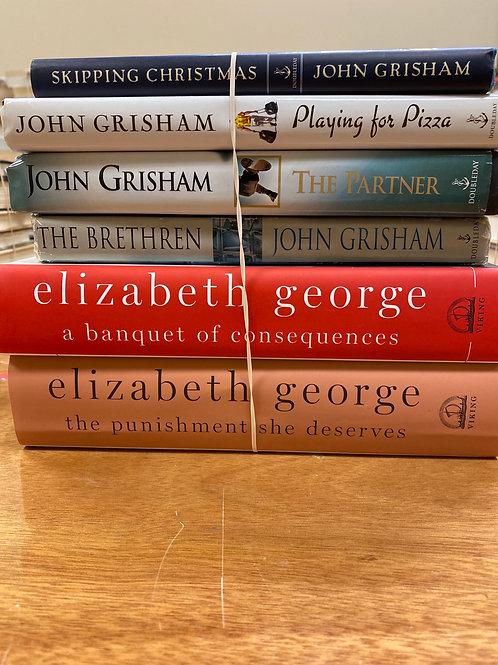 Fiction - Grisham, George