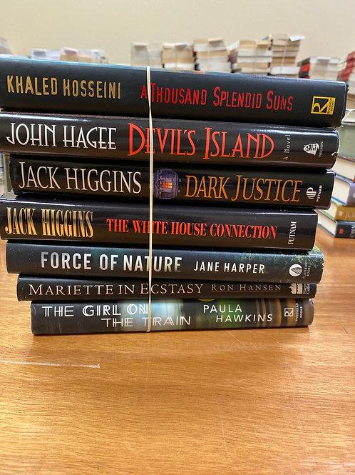 Fiction - Hosseini, Hagee, Higgins, Harper, Hansen, Hawkins