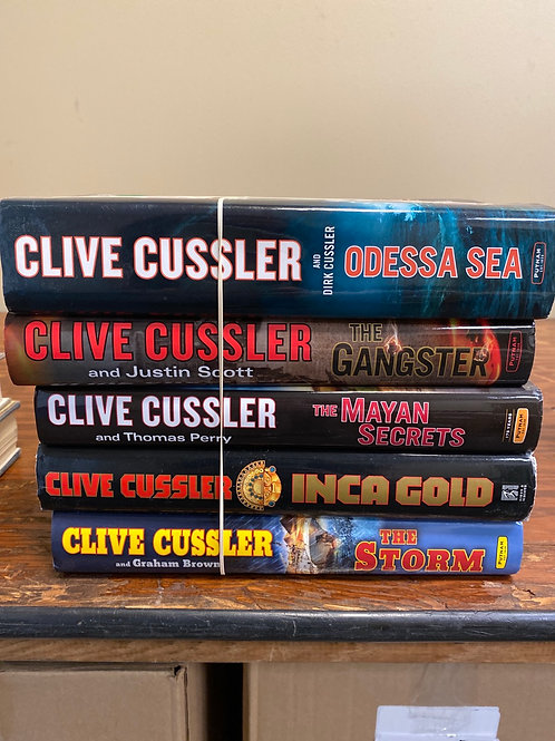 Fiction - Clive Cussler