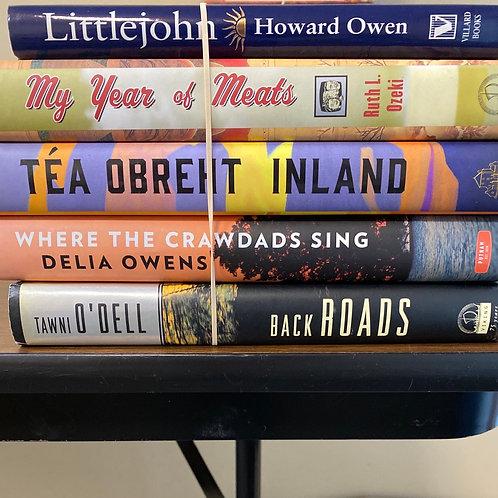 Mixed Fiction - incl. Obelisk, Obreht, & Owens