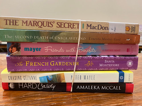 McCall, Mayle, Montefiore, Mayer, Mestre-Reed, Macdonald