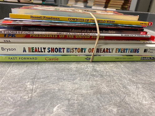 Social Studies, History