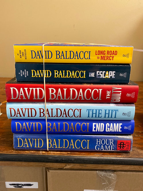 Fiction - David Baldacci