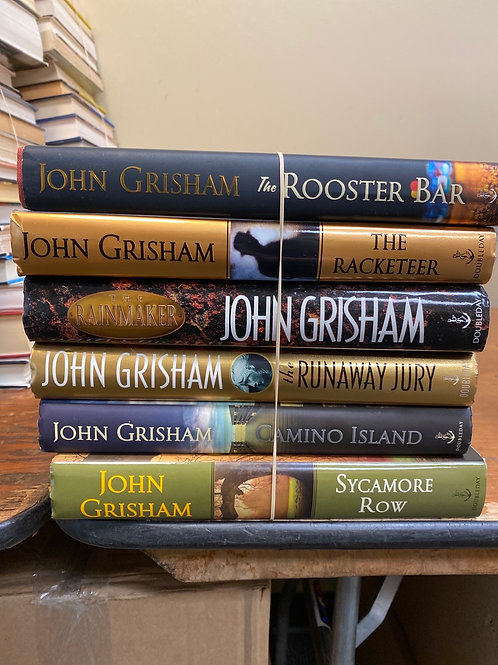 Fiction - John Grisham